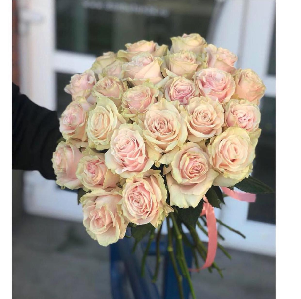 Букеты роз красноярск