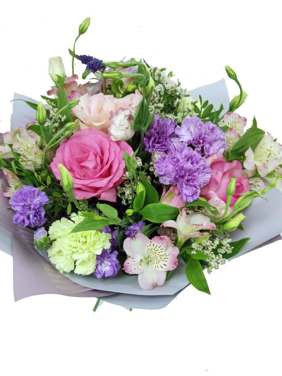 Доставка цветов по красноярску розы, букет