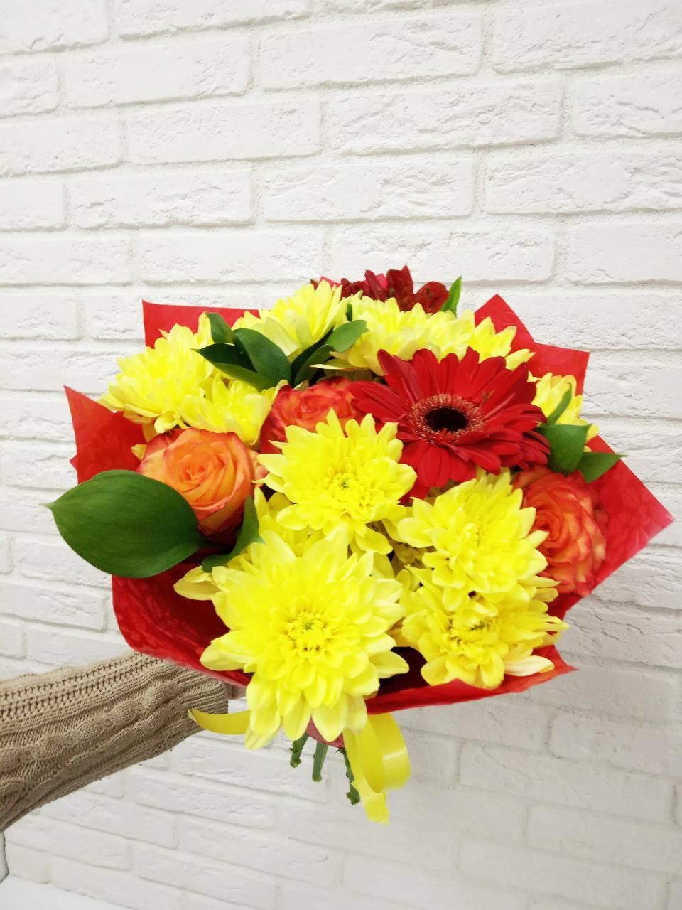 Заказ и доставка цветов он г вологда, доставкой
