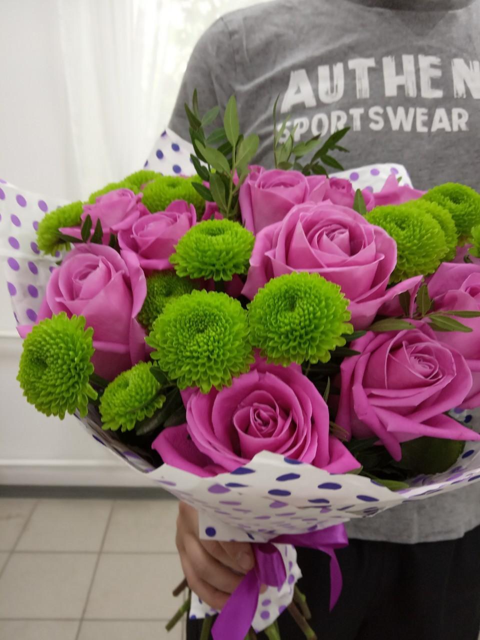 Магазин цветов, цветы красноярск цены
