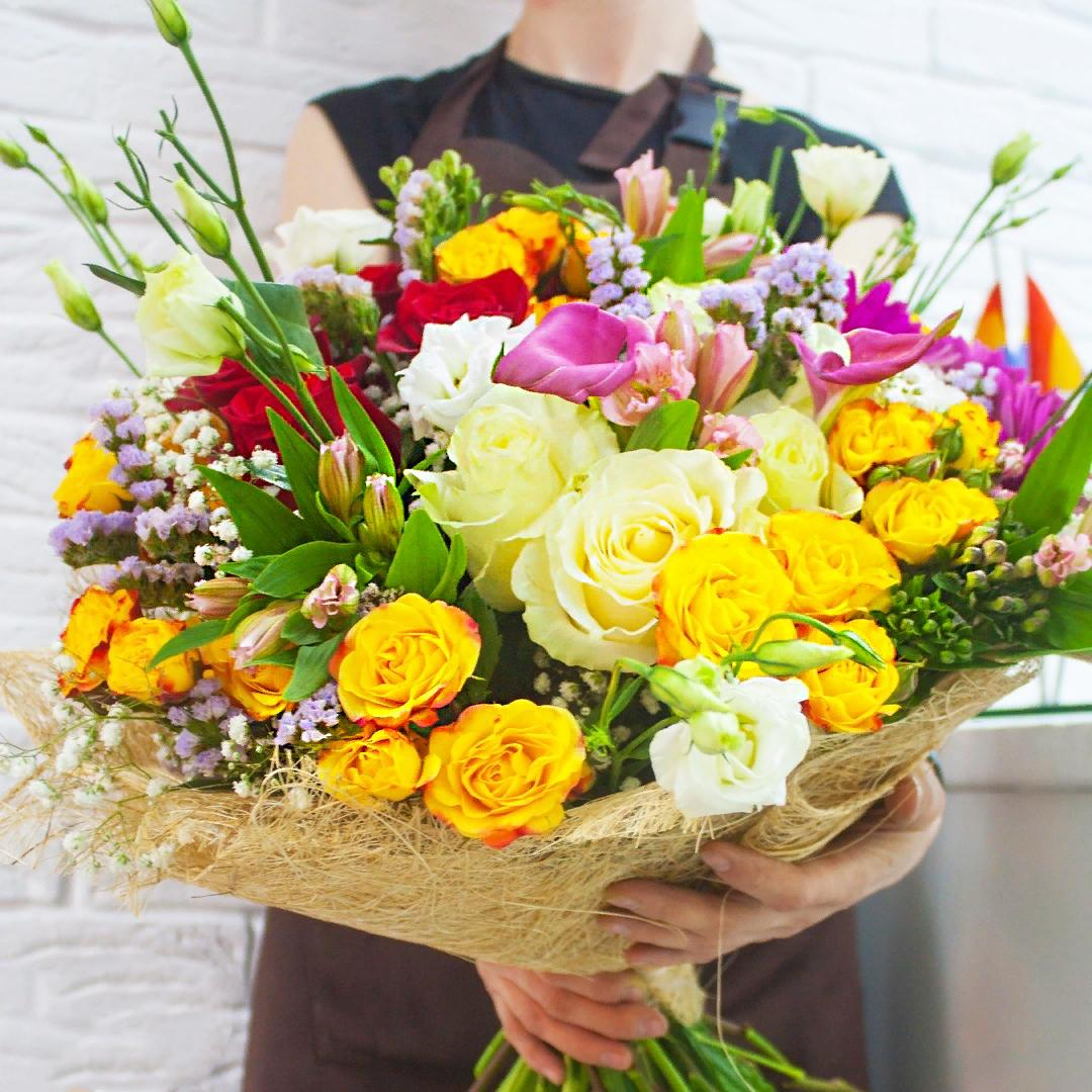 Доставка цветов из красноярска в канске